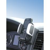 Kuda Lederkonsole für VW Multivan T5 Facelift 2009 Mobilia /  Kunstleder schwarz