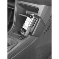 Kuda Lederkonsole für VW UP ab 11/ 2011/  Seat Mii/  Skoda Citigo Echtleder schwarz
