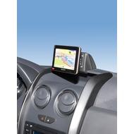 Kuda Navigationskonsole für Dacia Duster ab 09/ 2013 Navi Kunstleder schwarz