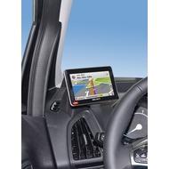 Kuda Navigationskonsole für Ford B-Max 03/ 2012- Echtleder schwarz