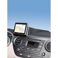 Kuda Navigationskonsole für Hyundai i10 ab 11/ 2013 Navi Kunstleder schwarz