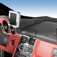 Kuda Navigationskonsole für MB SLK /  R170 ab 96 Kunstleder