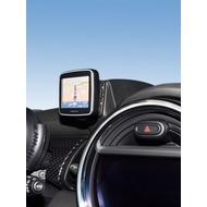 Kuda Navigationskonsole für Mini ab 2014 (F55/  F56) Navi Kunstleder schwarz
