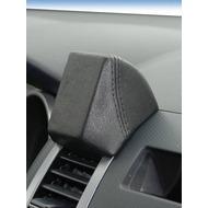 Kuda Navigationskonsole für Mitsubishi Outlander 09/ 06 / Cit. C-Crosser/ Peugeot 4007 ab 08/ 07 Kunstleder