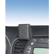 Kuda Navigationskonsole für Navi Hyundai i10 ab 03/ 2008 Mobilia /  Kunstleder schwarz
