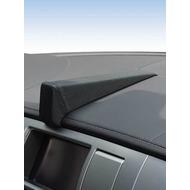 Kuda Navigationskonsole für Navi Jaguar XF 03/ 2009 Echtleder schwarz