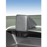 Kuda Navigationskonsole für Navi Peugeot 206+ 03/ 2009 Mobilia/  Kunstleder schwarz