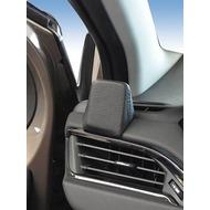 Kuda Navigationskonsole für Navi Peugeot 208 ab 04/ 2012 /  2008 Mobilia /  Kunstleder schwarz