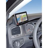 Kuda Navigationskonsole für Navi VW Golf 7 ab 11/ 2012 Echtleder schwarz