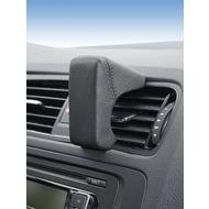 Kuda Navigationskonsole für Navi VW Jetta VI ab 03/ 2011 Echtleder schwarz