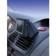 Kuda Navigationskonsole für Peugeot 206 ab 10/ 98 / Cabrio 206 CC Kunstleder