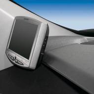 Kuda Navigationskonsole für Peugeot 807 Citroen C8 ab'02 Fiat Ulysse Kunstleder