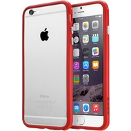 LAUT LOOPIE Bumper for Apple iPhone 6 Plus, red
