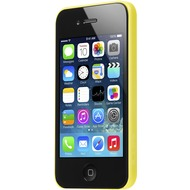 LAUT SLIMSKIN Yellow - 0.35mm ultra slim Case for Apple iPhone 4/ 4S