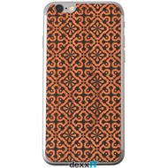 Lazerwood Cellular Memory black - iPhone 6 Skins