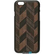 Lazerwood Chevron black - iPhone 6 Snap case