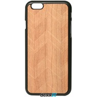 Lazerwood Chevron cherry - iPhone 6 Snap case