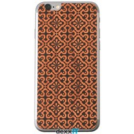Lazerwood Clementine black - iPhone 6 Skins