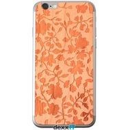 Lazerwood Fiorello cherry - iPhone 6 Skins