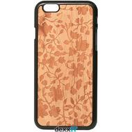 Lazerwood Fiorello cherry - iPhone 6 Snap case