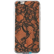 Lazerwood Lace black - iPhone 6 Skins