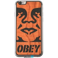 Lazerwood Obey - iPhone 6 Skins