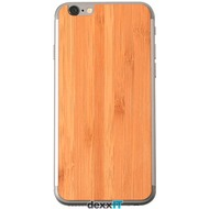 Lazerwood Plain bamboo - iPhone 6 Skins