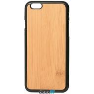 Lazerwood Plain bamboo - iPhone 6 Snap case