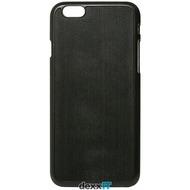Lazerwood Plain black - iPhone 6 Snap case