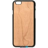 Lazerwood Plain cherry - iPhone 6 Snap case