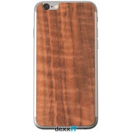 Lazerwood Plain walnut - iPhone 6 Skins