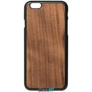 Lazerwood Plain walnut - iPhone 6 Snap case