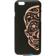 Lazerwood Sugarskulls black - iPhone 6 Snap case