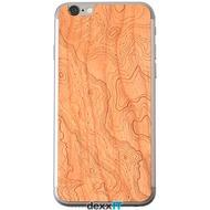Lazerwood Topo cherry - iPhone 6 Skins