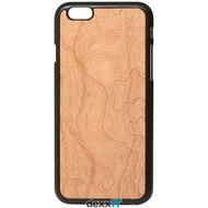 Lazerwood Topo cherry - iPhone 6 Snap case