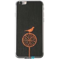 Lazerwood Treebird black - iPhone 6 Skins