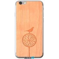 Lazerwood Treebird cherry - iPhone 6 Skins