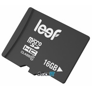 Leef microSDHC - 16GB - Class 10