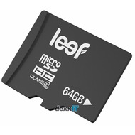 Leef microSDXC - 64GB - Class 10