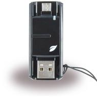 Leef Speicherstick - USB 2.0 - 16GB - Schwarz