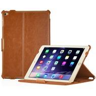 LEICKE MANNA Schutzhülle für Apple iPad Air 2, braun