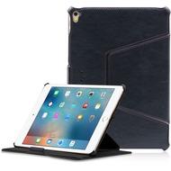 LEICKE MANNA UltraSlim Schutzhülle für das iPad Pro 9.7 Kunstleder, schwarz