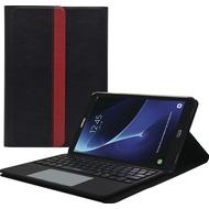 LEICKE Sharon Hülle BT-Tastatur QWERTY Samsung Galaxy Tab A 10.1 (2016) schwarz