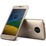 Lenovo Moto G5 - Dual SIM - Fine gold mit Telekom MagentaMobil S Vertrag