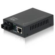 LevelOne 10/ 100BASE-TX-zu-100BASE-FX-SMF-SC-Konverter - (FVT-2201)