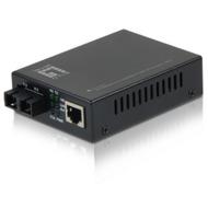 LevelOne 10/ 100BASE-TX-zu-100BASE-FX-SMF-SC-Konverter - (FVT-2401)