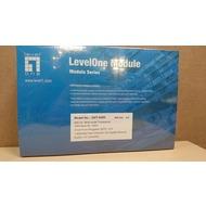 LevelOne mini GBIC SFP Tranceiver SX/ LC Fiber MultiMode 550m