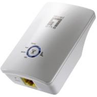 LevelOne Wireless Range Extender 300Mbps 802.11b/ g/ n - (WRE-6001C)