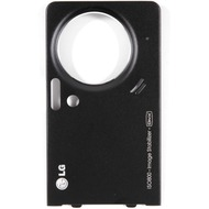 LG Akkufachdeckel schwarz KU990 Viewty