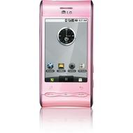 LG GT540 OPTIMUS, pink